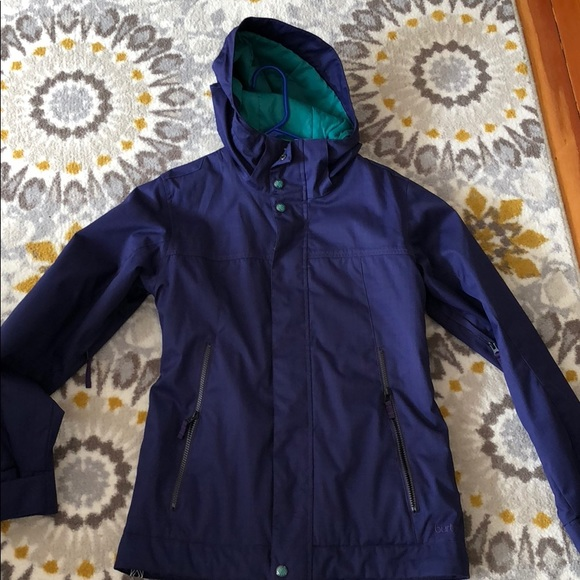 Burton Jackets Coats Womens Shaun White Snowboard Jacket Poshmark